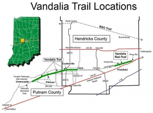Vandalia Trail Map