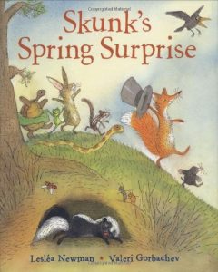 Animal Tales: Skunk's Spring Surprise @ Clayton - Liberty Township Public Library | Clayton | Indiana | United States
