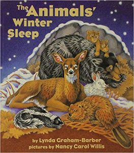 Animal Tales: The Animals' Winter Sleep @ Morgan County Public Library - Monrovia Branch