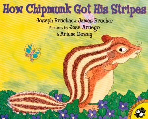 Animal Tales: How Chipmunk Got His Stripes @ Coatesville Public Library
