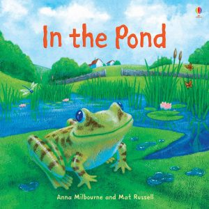 Animal Tales: In the Pond @ Tri Area Library | Jamestown | Indiana | United States