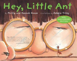 Animal Tales: Hey, Little Ant @ Brownsburg Public Library