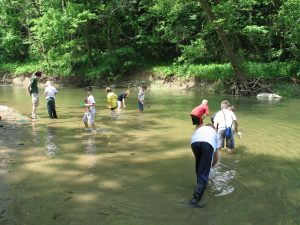 Young Adventurers Day Camp: Water Warriors @ McCloud Nature Park | North Salem | Indiana | United States