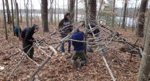 Spring Break Day Camp: Wilderness Survival @ McCloud Nature Park | North Salem | Indiana | United States