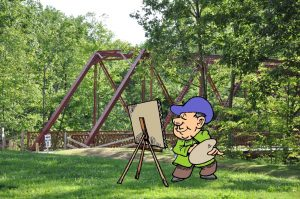 Plein Air Painting @ Sodalis Nature Park | Plainfield | Indiana | United States