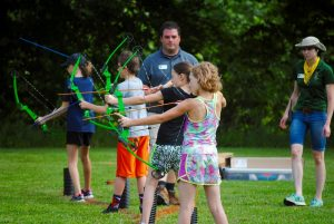 Junior Naturalists Camp: Take Aim! @ McCloud Nature Park | North Salem | Indiana | United States
