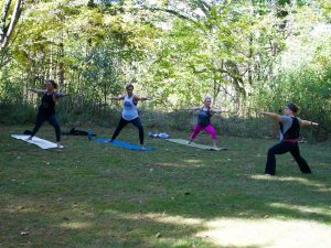 Family Yoga in the Park @ McCloud Nature Park