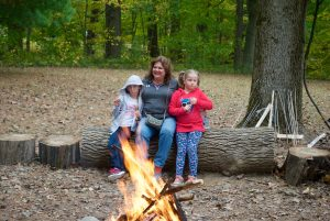 Becoming an Outdoor Family @ McCloud Nature Park | North Salem | Indiana | United States