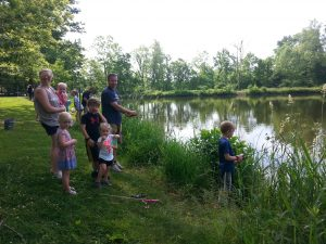 Family Fishing Derby @ Hummel Park | Plainfield | Indiana | United States