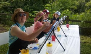 Plein Air Painting @ Plainfield | Indiana | United States