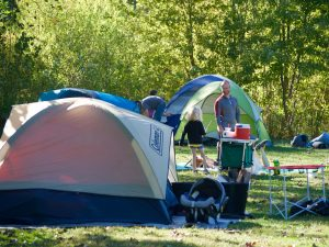 Family Campout @ McCloud Nature Park