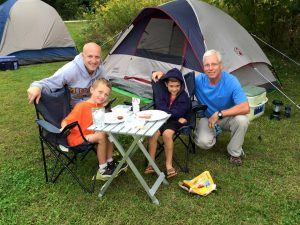 Scout Overnighter for Boys @ McCloud Nature Park