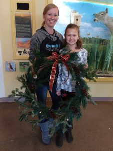 Winter Wreath Workshop - 11:30 a.m. @ McCloud Nature Park